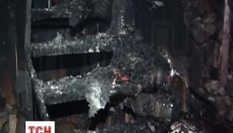 На радіоринку в Києві вигоріло 400 кв.м торгівельних точок