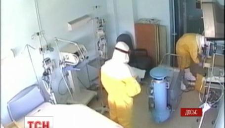 Британські аеропорти та потяги перевірятимуть через лихоманку Ебола