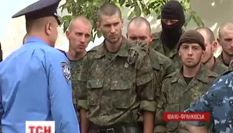 Из Иловайского котла вернулись бойцы милицейского спецбатальона «Ивано-Франковск»
