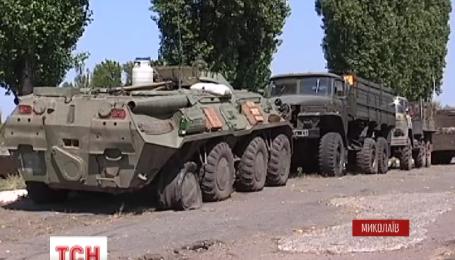 Бойцы 79-й бригады просят обеспечить их новой техникой