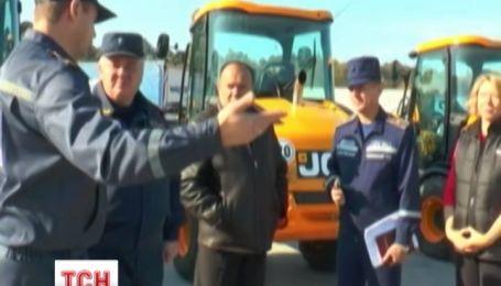 Гуманітарна допомога з Німеччини вже під Києвом