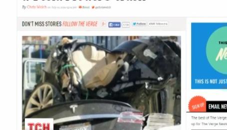 Злодій, що вкрав суперкар Tesla Model S, загинув за його кермом