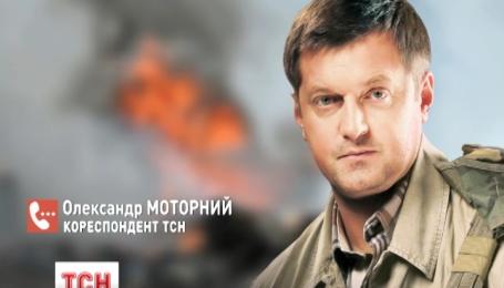 Інформація з Донецького аеропорту від очевидця