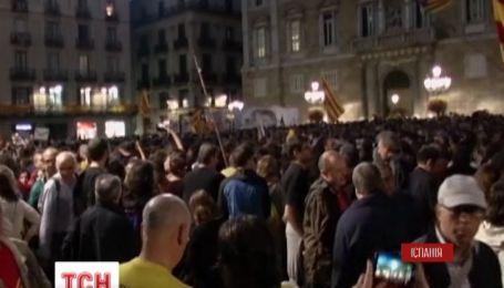У Барселоні вимагають референдуму про незалежність Каталонії
