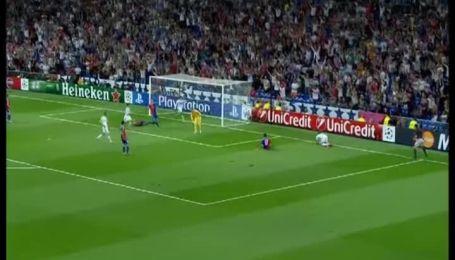 Реал - Базель - 3:0. Видео гола Роналду