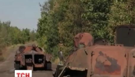 Более 200 украинских бойцов погибли под Иловайском