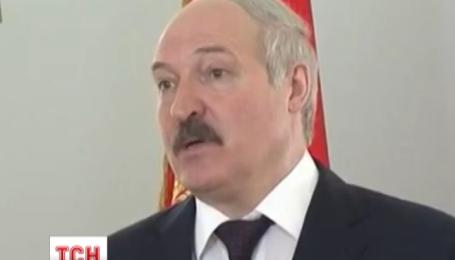 Президент Білорусі запропонував переділити територію Росії