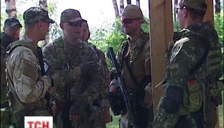 """Батальйон """"Київ-2"""" готується до відправлення на фронт"""