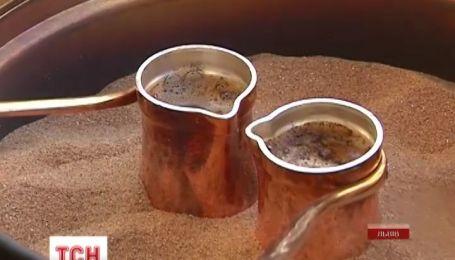 Во Львове начался кофейный фестиваль