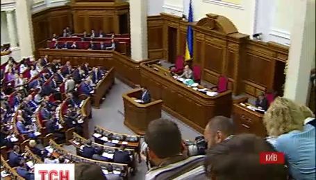 На вечірньому засіданні Верховної Раді мають розглянути закон про люстрацію