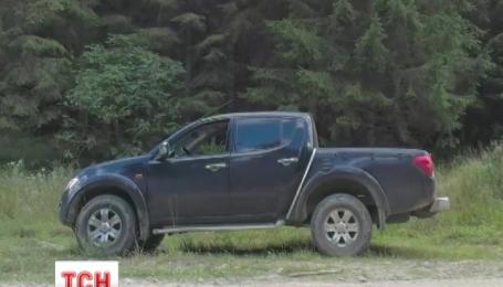 Крадії викрали автомобіль бійця «АТО»