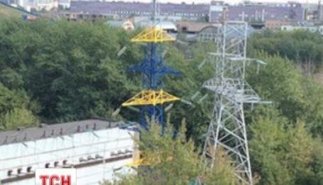 Синьо-жовта лихоманка охопила всю Москву