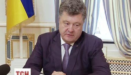 Порошенко і Нуланд у Києві обговорили події на Сході України