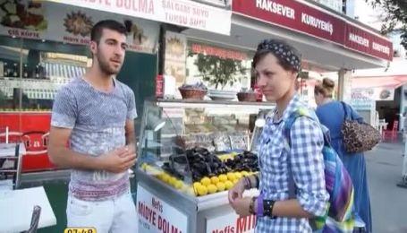 Мимо прилавков с морепродуктами Турции нельзя пройти