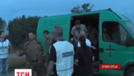 Из неволи сепаратистов освободили 4-х пленных