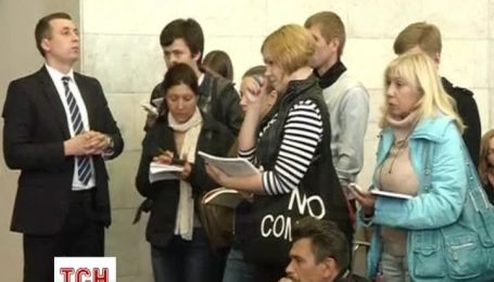 ЦИК: Бюллетени на выборы напечатали за 80 миллионов гривен