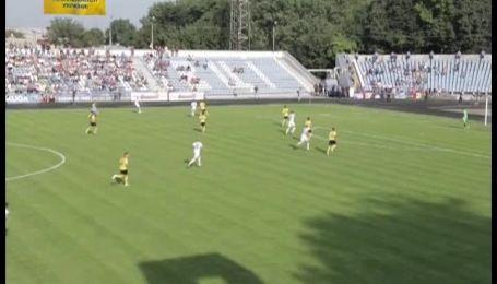 Буковина - Черноморец - 1:5. Видео матча