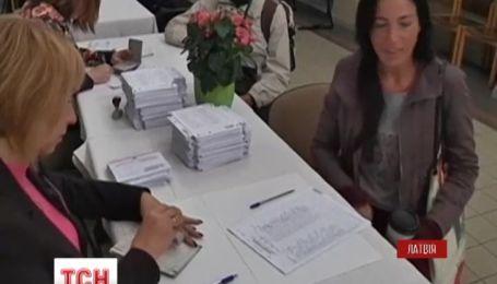 Больше всего голосов на выборах в Латвии получила пророссийская партия «Согласие»