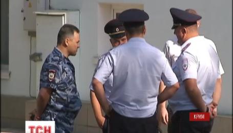 В Крыму обыскали дома членов Меджлиса и помещения самого Меджлиса