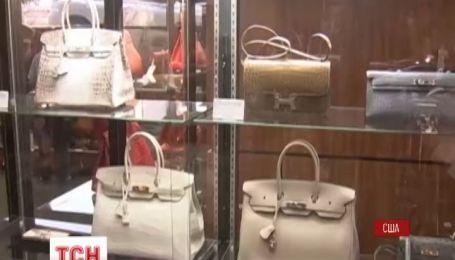 В США готовятся к продаже потенциально дорогой сумочки в мире