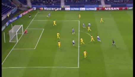 Порту - БАТЕ - 6:0. Відео матчу