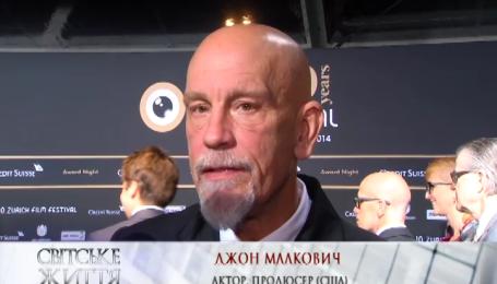 Джон Малкович слідкує за ситуацією в Україні