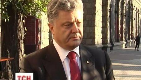 Петро Порошенко пояснив, як слід сприймати законопроект про особливий  статус Донбасу