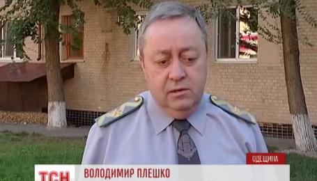 Глибокими ровами захищені ділянки кордону уздовж Придністров'я