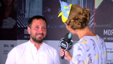 Данило Бєлих, актор з Іркутська не побоявся приїхати у «бандерівську» Одесу