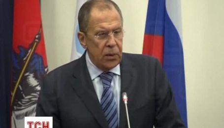 Лавров: Военного вмешательства России в Украину не будет