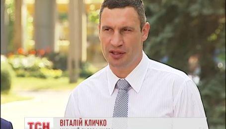 Виталий Кличко побывал на одной из столичных ТЭЦ