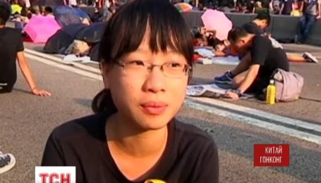 Активист протестов в Гонконге рассказал о возможных сценариях развития событий
