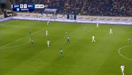 Дніпро - Ворскла - 1:1. Відео матчу