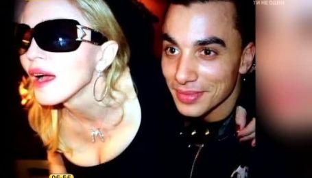 Мадонна разошлась с молодым любовником из-за дочери
