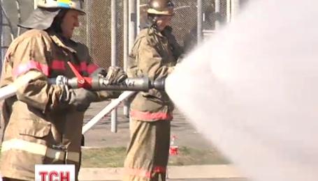 Украинские инженеры разработали уникальное пожарное оборудование