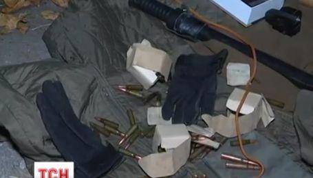 Мужчин, которые везли с зоны АТО в столицу целый арсенал оружия, задержали в Харькове