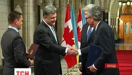Кредит на 200 мільйонів доларів пообіцяла Україні Канада