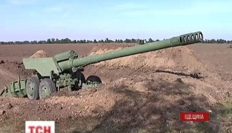 Море в Одесской области обстреливают из пушек
