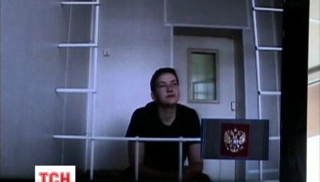 Справу Надії Савченко у Росії веде 21 слідчий