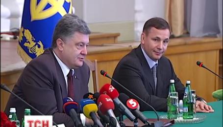 Валерий Гелетей получил должность начальника Управления государственной охраны