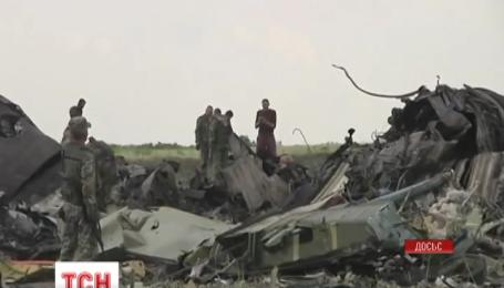40 днів минуло від трагедії зі збитим над Луганськом ІЛ-76