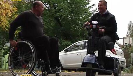 Україна залишається абсолютно бар'єрною державою для інвалідів