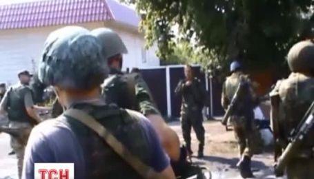 В Горловке Донецкой области террористы готовят теракт