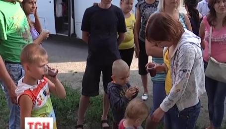 Из Днепропетровска в освобожденные города начали возвращаться беженцы