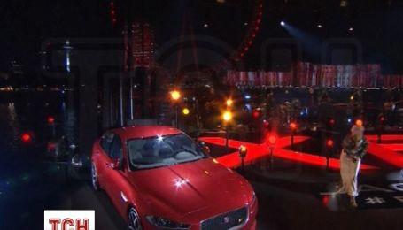 Британський бомонд зібрався на презентації нового Jaguar XE в Лондоні