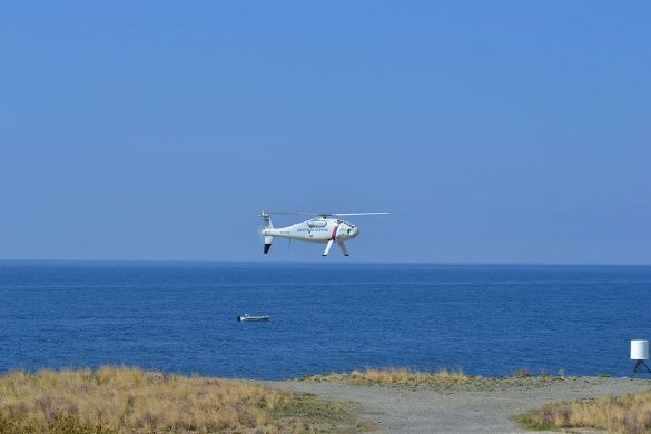 Camcopter S-100 бпла (рф)
