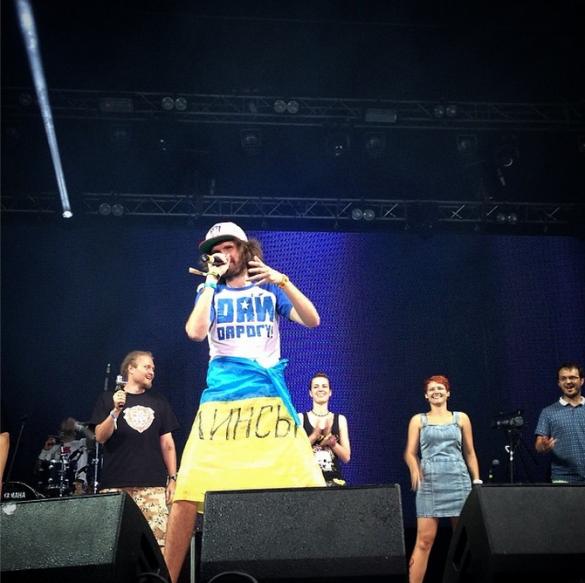 Noize MC у Львові