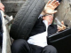 Нардепа Журавського кинули у смітник