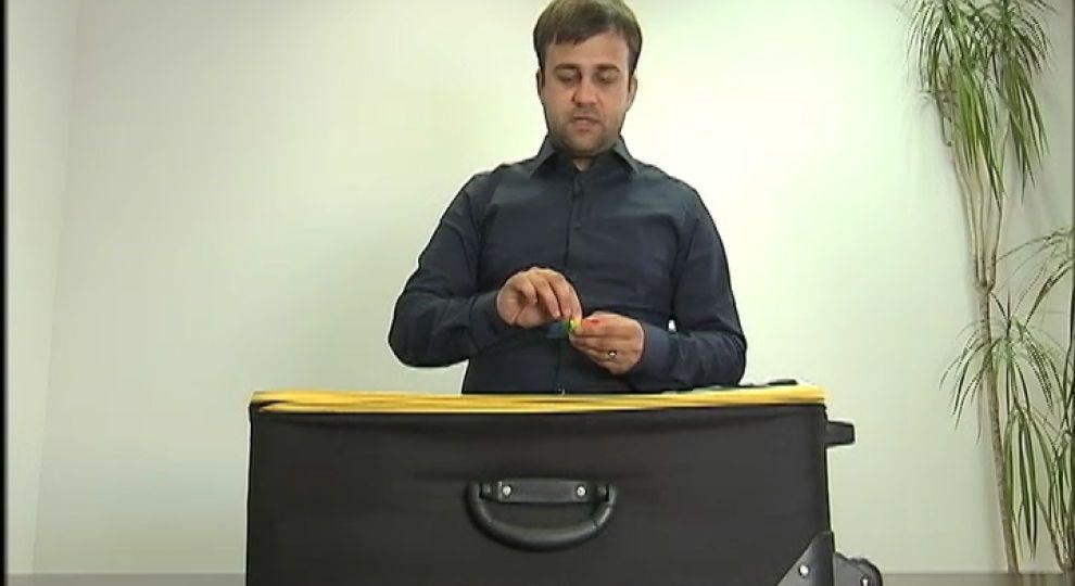Відео - Що не класти в сумку b8feac900aeed