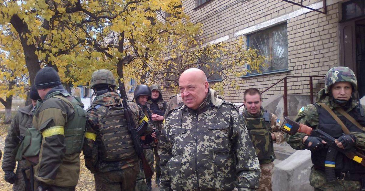 Над Кримським замайорів прапор України @ УНІАН